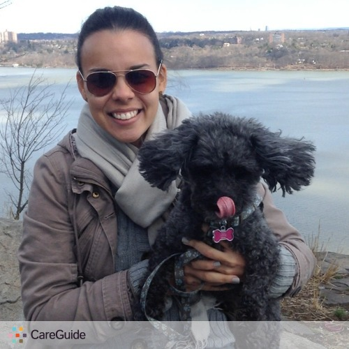 Pet Care Provider Eliana Ortega's Profile Picture