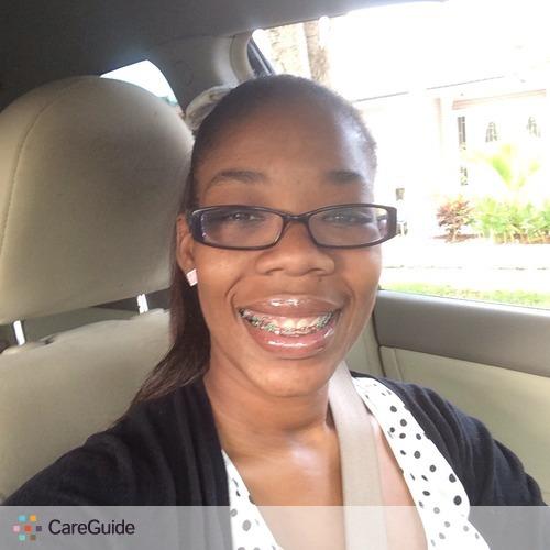 Housekeeper Provider Sasha Paula's Profile Picture