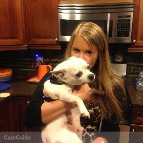 Pet Care Provider Stephanie V's Profile Picture