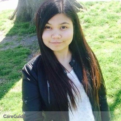 Canadian Nanny Provider Jherene Luzuriaga Lotino's Profile Picture