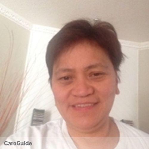 Canadian Nanny Provider Georgina Castillo's Profile Picture