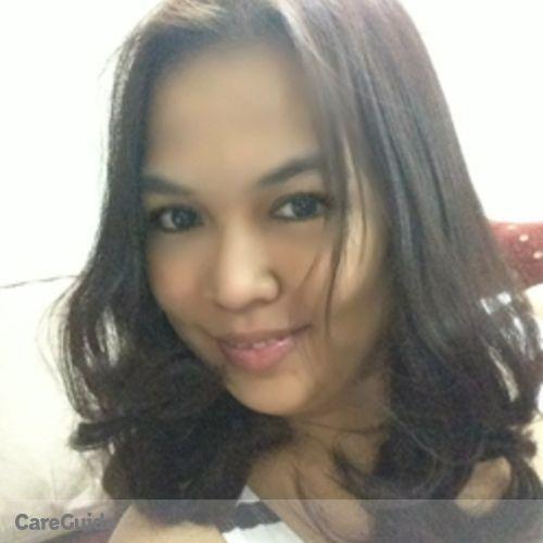 Canadian Nanny Provider Catherine Corpuz's Profile Picture
