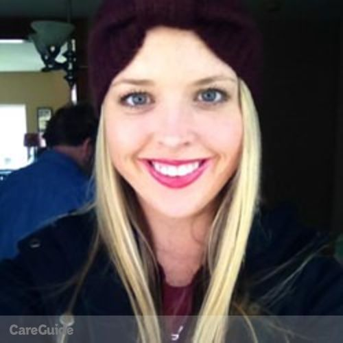 Canadian Nanny Provider Jenny Johnson's Profile Picture