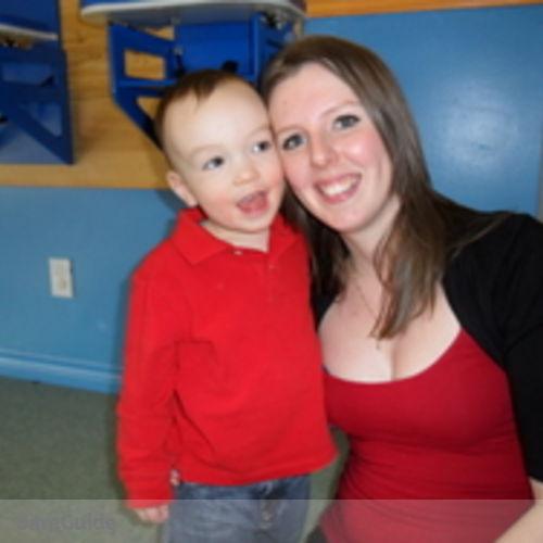 Canadian Nanny Provider Veronique Leroux's Profile Picture