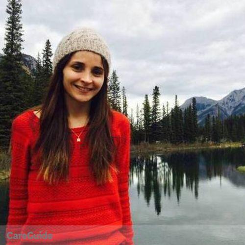 Canadian Nanny Provider Maria Plata's Profile Picture