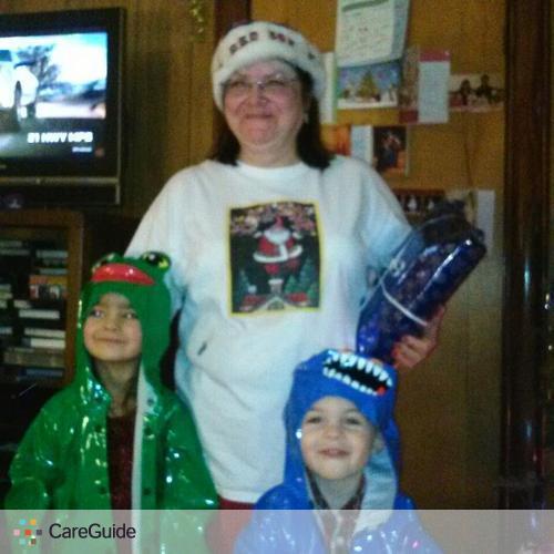 Child Care Provider Jeanne Gamache's Profile Picture
