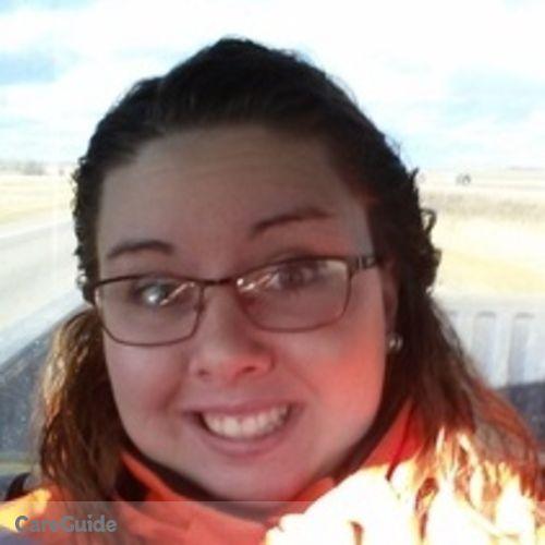 Canadian Nanny Provider Brittany Hiltz's Profile Picture