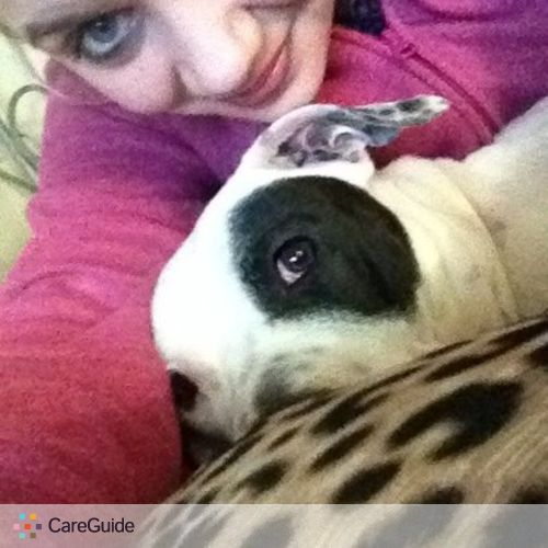 Pet Care Provider Samantha Hoover's Profile Picture