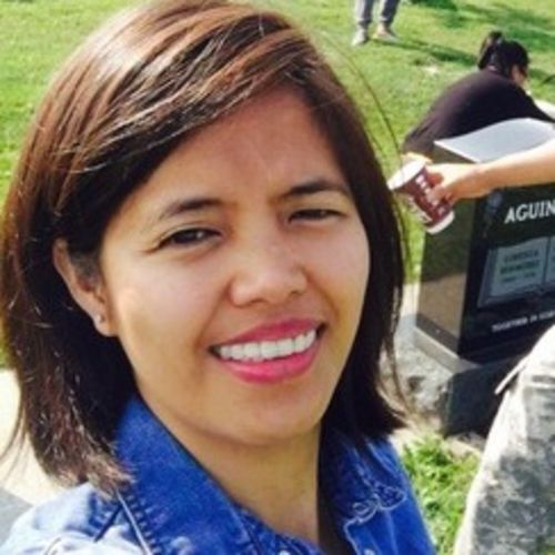 Housekeeper Provider Maricel E's Profile Picture