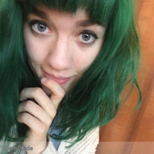 Canadian Nanny Provider Zoe M's Profile Picture