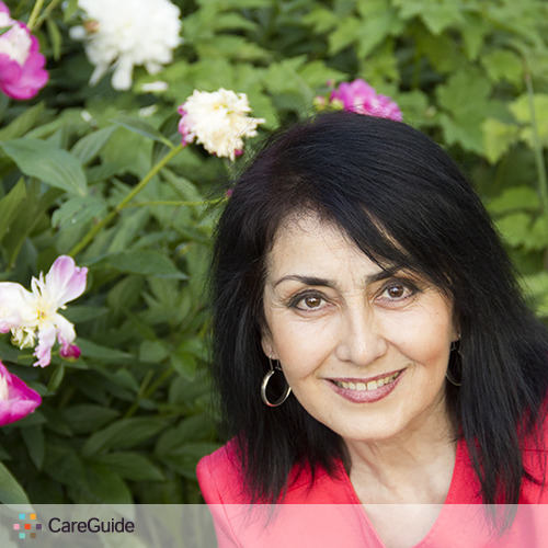 Child Care Provider Aziza Karimova's Profile Picture