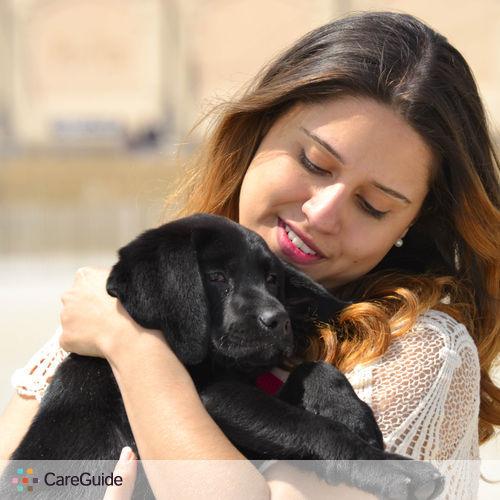 Pet Care Provider Rosie G's Profile Picture