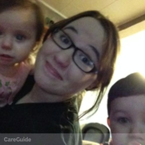 Canadian Nanny Provider Samantha Holmes's Profile Picture