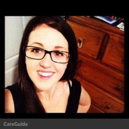 Canadian Nanny Provider Alexandra Hnatykiw's Profile Picture