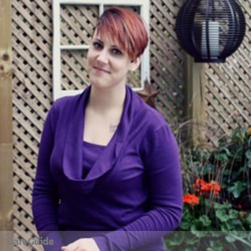 Canadian Nanny Provider Brittany Silver's Profile Picture