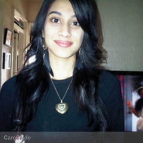 Canadian Nanny Provider Trisha S's Profile Picture