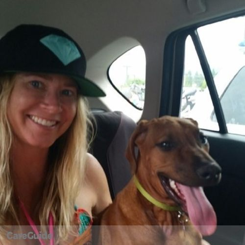 Pet Care Provider Christine Marshall's Profile Picture