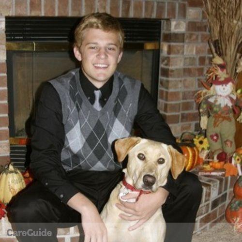Pet Care Provider Christopher Harrison's Profile Picture