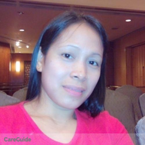 Canadian Nanny Provider Marilyn Frando's Profile Picture