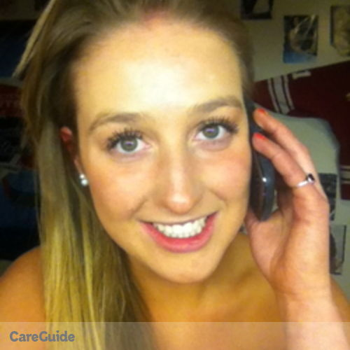Canadian Nanny Provider Sydney Beckman's Profile Picture