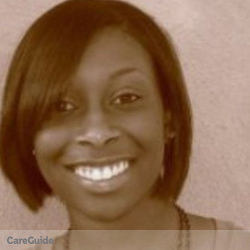 House Sitter Provider Tanisha Morrison's Profile Picture
