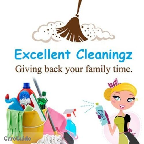 Housekeeper Provider Excellent Cleaningz's Profile Picture