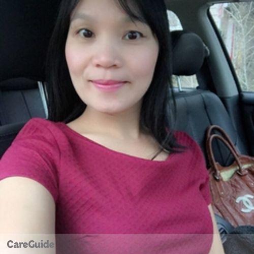 Canadian Nanny Provider Claire Guinto's Profile Picture