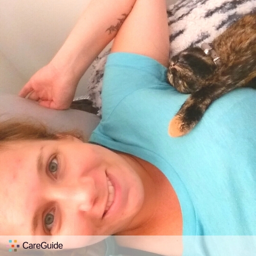 Pet Care Provider Kaitlin Bjerke's Profile Picture