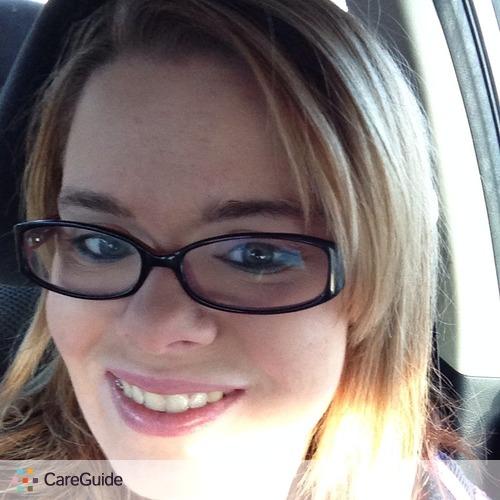 Child Care Provider Jordan Palomino's Profile Picture