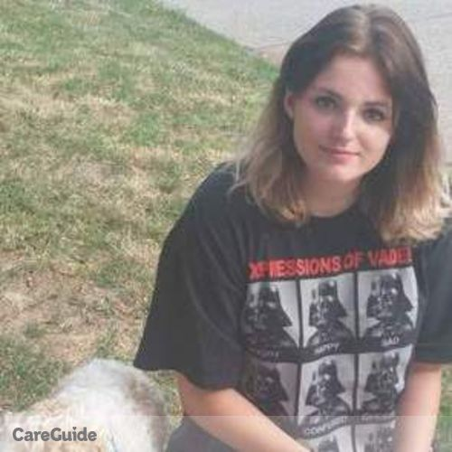 Canadian Nanny Provider Jessica Groen's Profile Picture