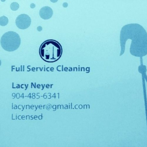Housekeeper Provider Lacy Neyer's Profile Picture