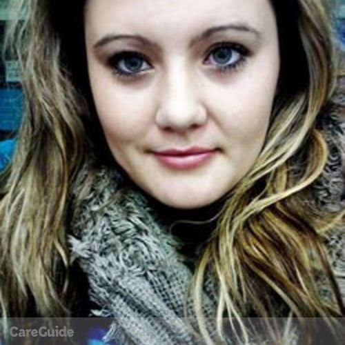Canadian Nanny Provider Nicole Brown's Profile Picture
