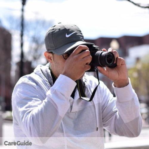 Videographer Provider Eli De Andrade's Profile Picture