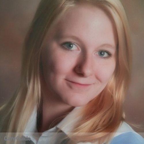 Canadian Nanny Provider Miranda Hallmann's Profile Picture