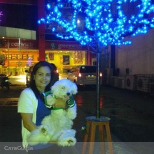 Canadian Nanny Provider Daisy Parchamento's Profile Picture