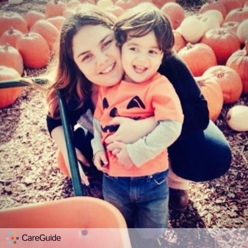 Child Care Provider Lorrainy M's Profile Picture
