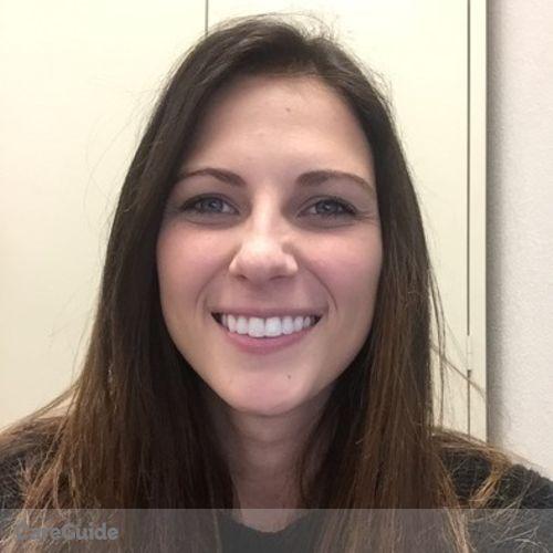 Canadian Nanny Provider Alivia Comfort's Profile Picture