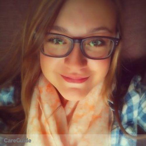Canadian Nanny Provider Laney Slack's Profile Picture