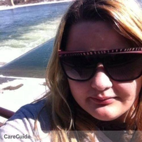 Canadian Nanny Provider Jasmine Jarrett's Profile Picture