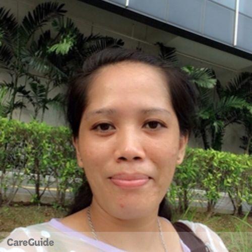 Canadian Nanny Provider Nus Alota's Profile Picture
