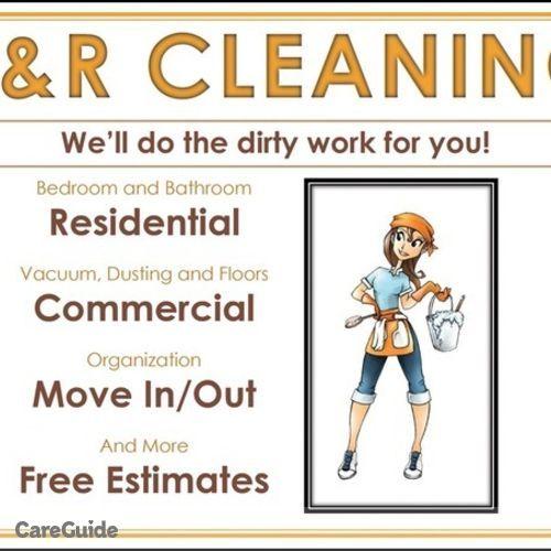 Housekeeper Provider Rachel Estevao's Profile Picture