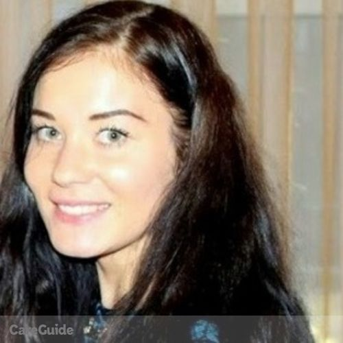 Canadian Nanny Provider Irina B's Profile Picture
