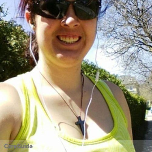 Canadian Nanny Provider Aliesha D's Profile Picture
