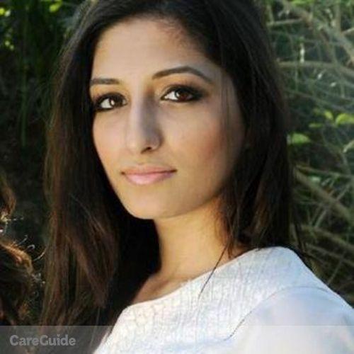 Child Care Provider Amna M's Profile Picture