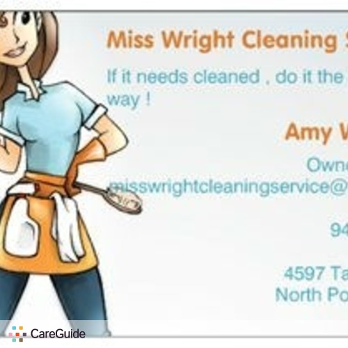 Housekeeper Provider Amy Wright's Profile Picture