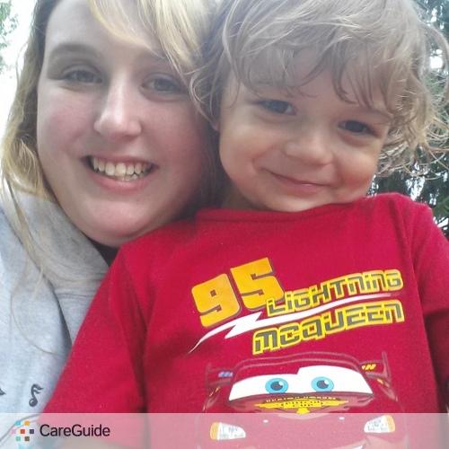 Child Care Provider Karissa W's Profile Picture