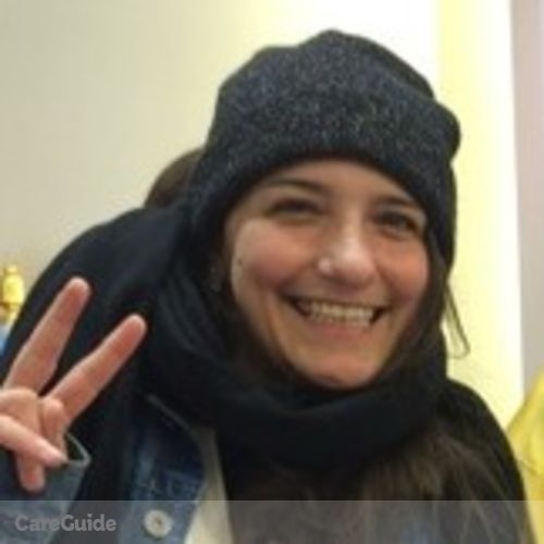 Canadian Nanny Provider Maja Giannoccaro's Profile Picture
