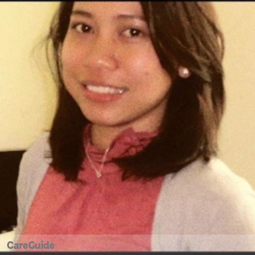 Canadian Nanny Provider Daisy Cabusas's Profile Picture