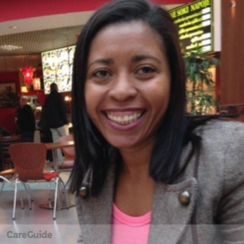 Canadian Nanny Provider Girlane Silva's Profile Picture