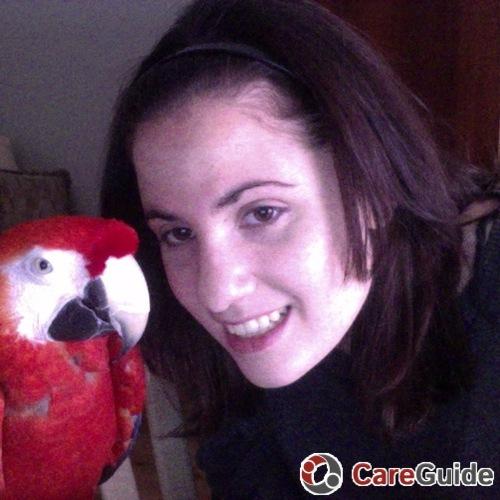 Pet Care Provider Kara DelloRusso's Profile Picture